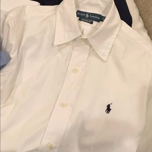 Bundle Men's shirts. Ralph Lauren and Express